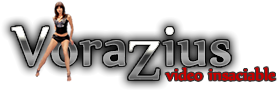 Vorazius hot logo